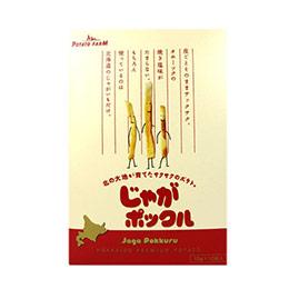 北海道薯條三兄弟