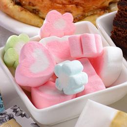 愛心棉花糖