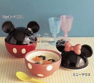 米奇米妮碗蓋飯陶瓷碗