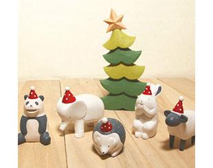 日本手做聖誕裝飾