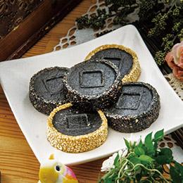【九品元】頂級綜合芝麻糕