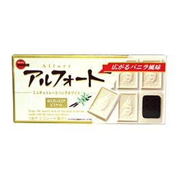 Alfort 船型香草白巧克力餅 55g