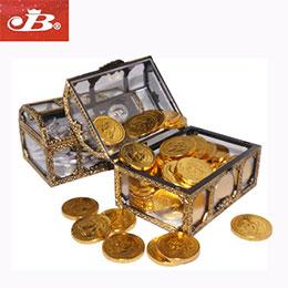 海盜寶藏→金幣巧克力
