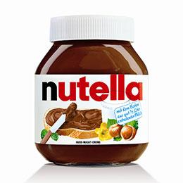 Nutella 能多益榛子果仁醬