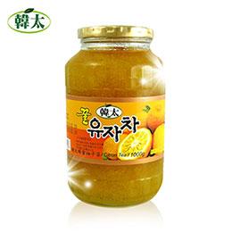 韓國黃金蜂蜜柚子茶 1KG
