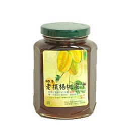 60年古早味的老欉楊桃蜜汁