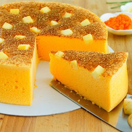 8吋焗馬鈴薯鹹乳酪