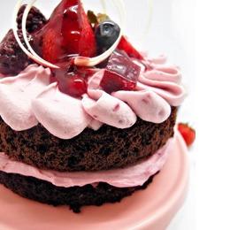 莓果森林蛋糕❤6吋
