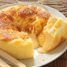 焗烤乳酪★半熟乳酪凹蛋糕