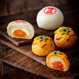 金銀賞綠豆酥禮盒(7入/組)