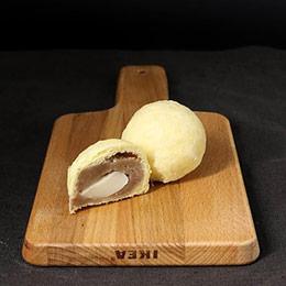 白雪芋香酥餅❤綿密芋泥麻糬