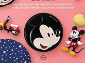 The Face Shop X Disney 聯名 立體氣墊粉餅