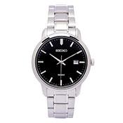 SEIKO 精工極簡時尚男性手錶