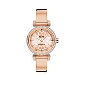 COACH 耀眼迷人時尚腕錶