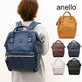 Anello 合成皮後背包