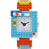 河田積木手錶方形