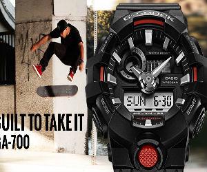 CASIO G-SHOCK悍將勇士運動錶