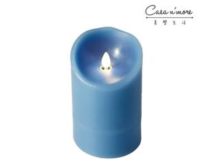 LED 蔚藍海洋香氛蠟燭燈