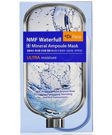 Dr. Face 天然冰山超保濕補水面膜