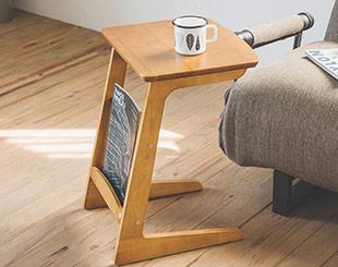 簡約式沙發邊桌