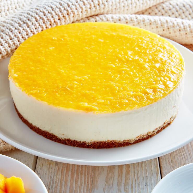 芒一夏乳酪蛋糕七吋