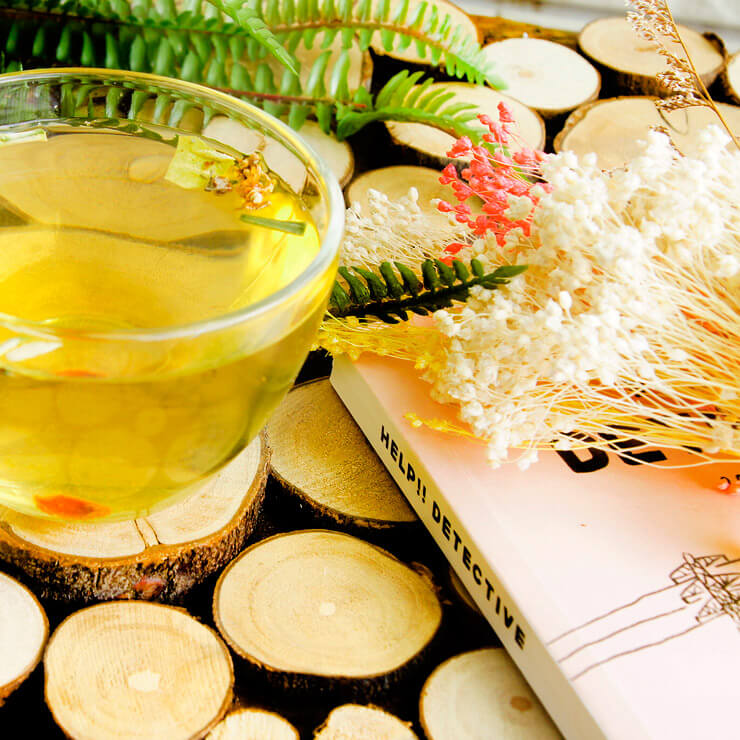 上善若水-愉悅舒展茶