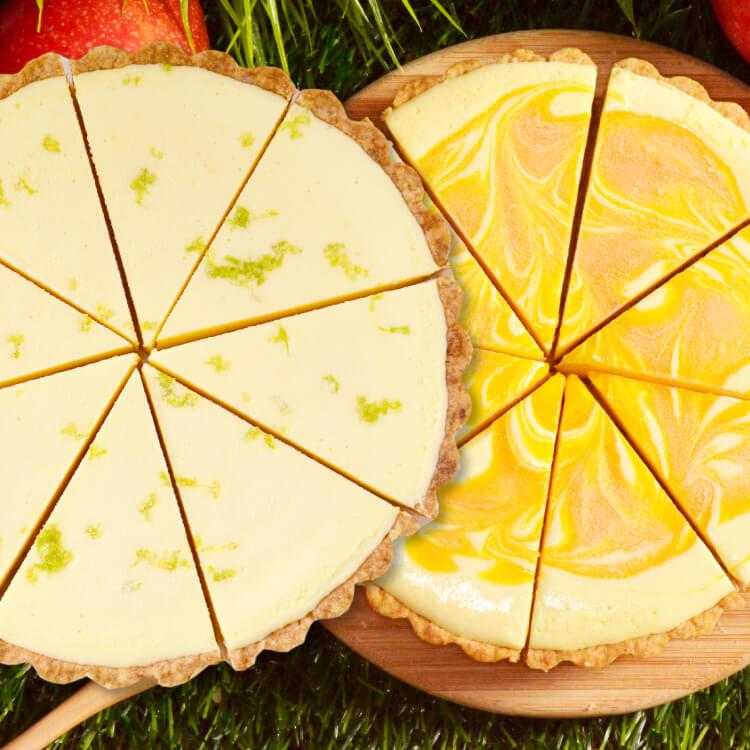 雙凍組合! 芒果+檸檬雙入組