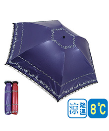 日本熱銷款降溫晴雨傘