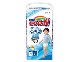 GOO.N日本境內大王紙尿褲