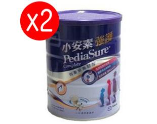 亞培 小安素強護三重營養兒童奶粉