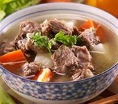 清燉牛肉湯X澎湃鍋物四選三
