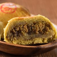 招牌咖哩肉餅(葷) | 基隆40年餅店