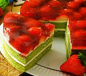 莓姬Q/草莓抹茶蛋糕 8吋