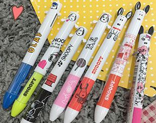 日本史奴比系列造型筆