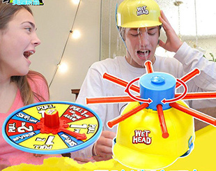派對玩具轉盤帽