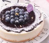 藍莓重乳酪蛋糕6吋