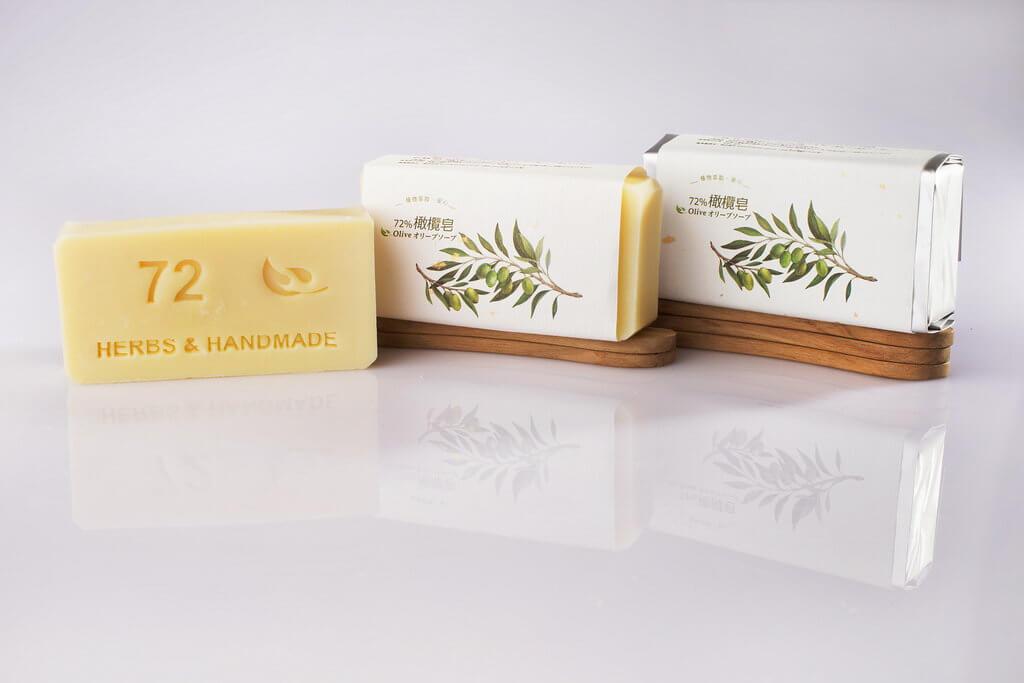 臻品植萃 72%橄欖皂