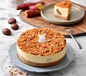 甘栗甜薯乳酪蛋糕