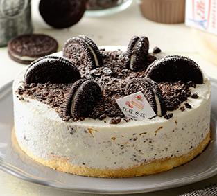 OREO 巧克力蛋糕 (6吋) 重乳酪