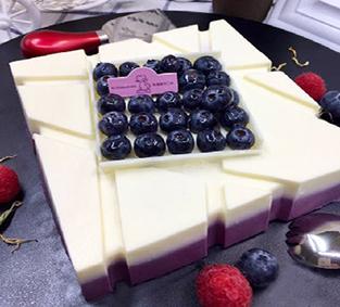 新鮮藍莓生乳酪蛋糕