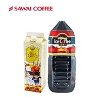 2公升無糖冰咖啡