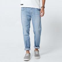 EDWIN 503 基本五袋式 窄直筒牛仔褲