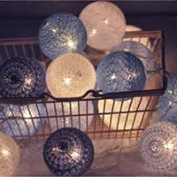 線球裝飾彩燈