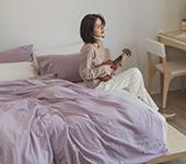 質感刺繡新疆棉