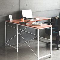 極致美學L型工作桌