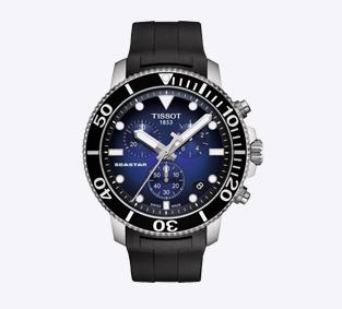 TISSOT天梭 海洋之星 潛水錶