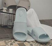 馬卡龍防水浴室拖鞋