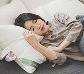 物理防螨水洗枕 適中款 2入