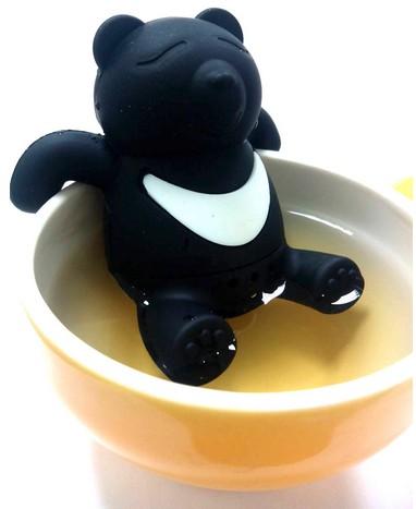 黑熊泡茶器