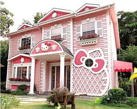 Hello Kitty House 上海